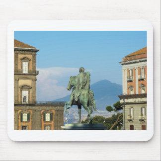 Piazza del Plebiscito, Naples Mouse Pad