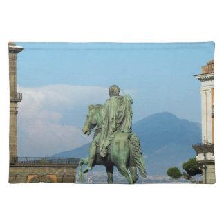 Piazza del Plebiscito, Naples Placemat