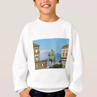 Piazza del Plebiscito, Naples Sweatshirt