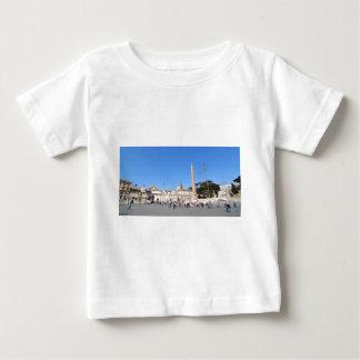 Piazza del Popolo, Rome, Italy Baby T-Shirt
