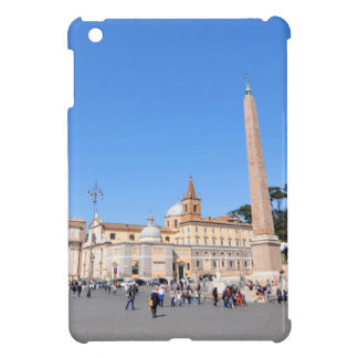 Piazza del Popolo, Rome, Italy Case For The iPad Mini