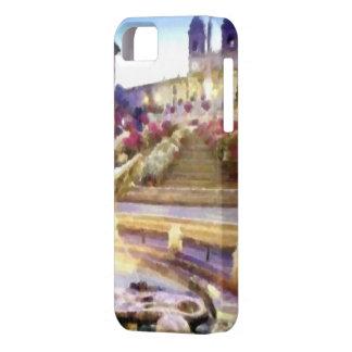 """""""Piazza di Spagna"""" iPhone 5 Case"""