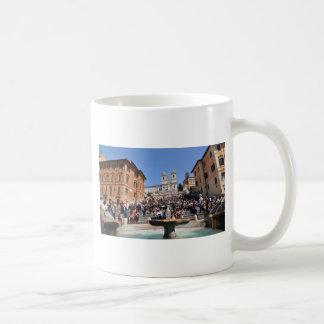 Piazza di Spagna, Rome, Italy Coffee Mug