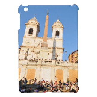 Piazza di Spagna, Rome, Italy iPad Mini Cases