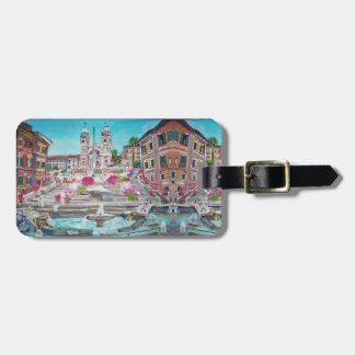 Piazza di Spanga, Luggage Tag