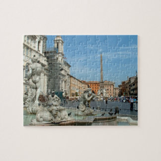 Piazza Navona - Rome Jigsaw Puzzle