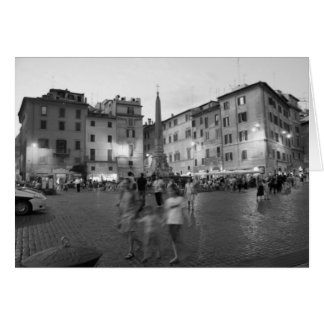 Piazza Navone Card