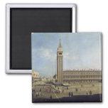 Piazza San Marco, Venice Fridge Magnets