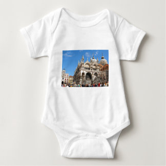 Piazza San Marco, Venice, Italy Baby Bodysuit