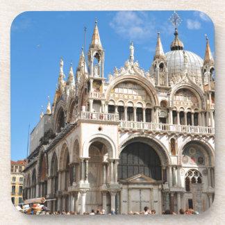 Piazza San Marco, Venice, Italy Coaster