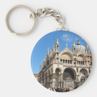 Piazza San Marco, Venice, Italy Key Ring
