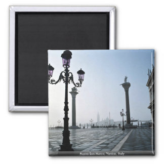 Piazza San Marco, Venice, Italy Magnet