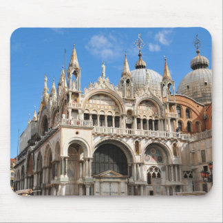 Piazza San Marco, Venice, Italy Mouse Pad