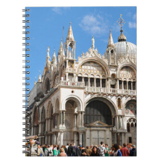 Piazza San Marco, Venice, Italy Notebook
