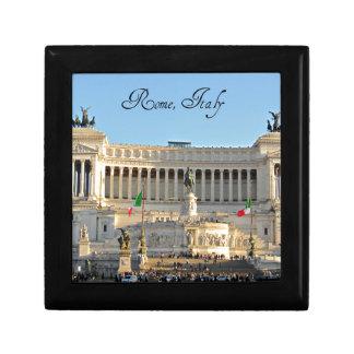 Piazza Venezia, Rome, Italy Gift Box