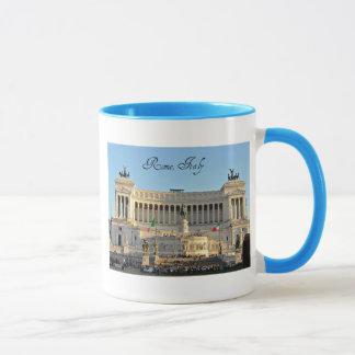 Piazza Venezia, Rome, Italy Mug