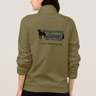 Pibbles & More Animal  Rescue Jacket