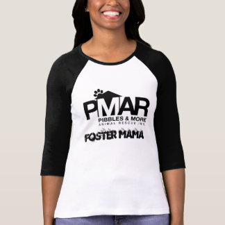 Pibbles & More Animal Rescue Jersey FOSTER MAMA Tees
