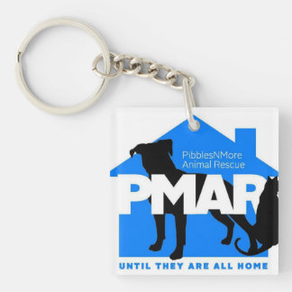 Pibbles & More Animal Rescue KeyChain