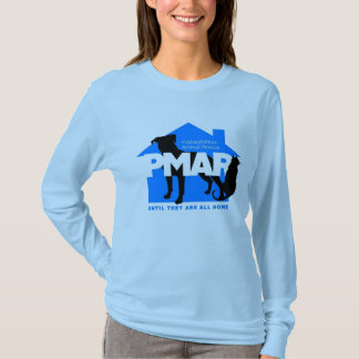 Pibbles & More Animal Rescue Long Sleeve Shirt