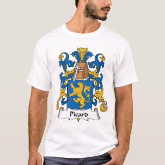 Picard Family Crest T-Shirt