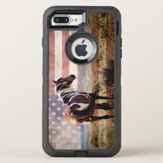 Picasso and the Flag OtterBox Defender iPhone 8 Plus/7 Plus Case