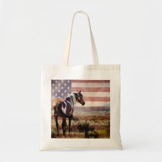 Picasso and the Flag Tote Bag