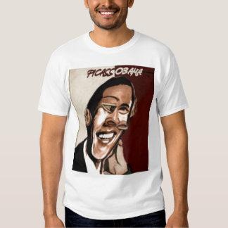 picassobama t-shirt