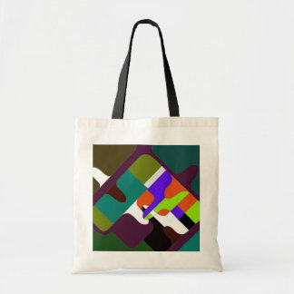 Picasso's Table Budget Tote Bag