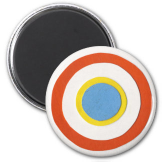 Piccadilly Circle Magnet
