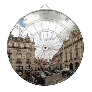 Piccadilly Circus Dartboard