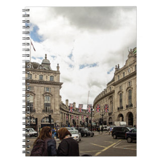 Piccadilly Circus Notebook