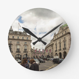 Piccadilly Circus Round Clock