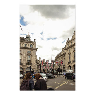 Piccadilly Circus Stationery