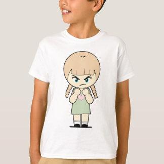 Piccola_Simo  Angry T-Shirt