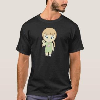 Piccola_Simo  Hello T-Shirt
