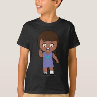 Piccola Simo  Victory (afro) T-Shirt