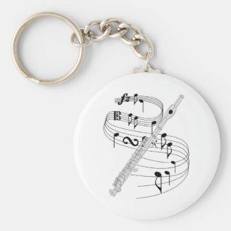 Piccolo Key Ring
