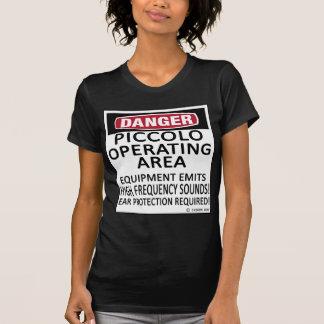 Piccolo Operating Area T-Shirt
