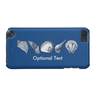Pick A Color Hand Drawn Seashells iPod Touch 5G Covers