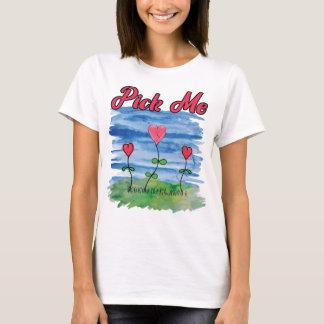 Pick Me Hearts T-Shirt