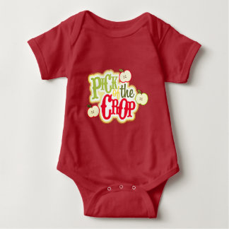 Pick Of The Crop Baby Bodysuit