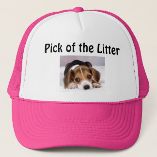 Pick of the Litter Trucker Hat