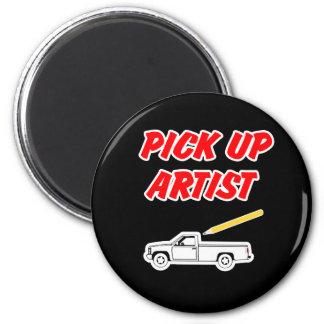 Pick Up Artist Magnet