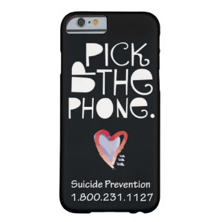 Pick Up The Phone Cell Phone Case Barely There iPhone 6 Case