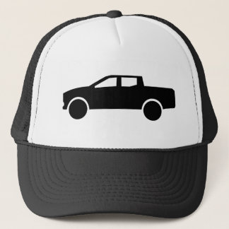 Pick Up Truck Trucker Hat