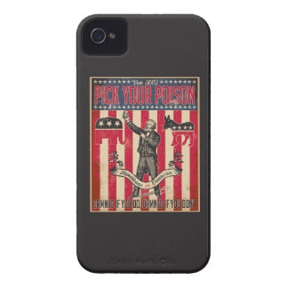 Pick Your Poison iPhone 4 Case-Mate Cases
