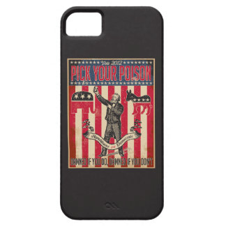 Pick Your Poison iPhone 5 Case