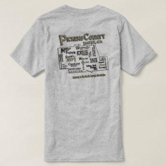 Pickens County GA t-shirt