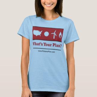 Pickens Plan T-shirts